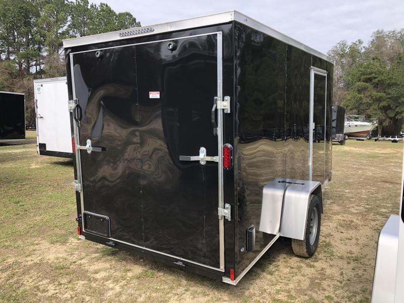 2021 Diamond Cargo 6x12SA Enclosed Cargo Trailer