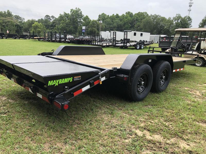 2020 Load Trail 83x20CH MAX RAMPS Equipment Trailer