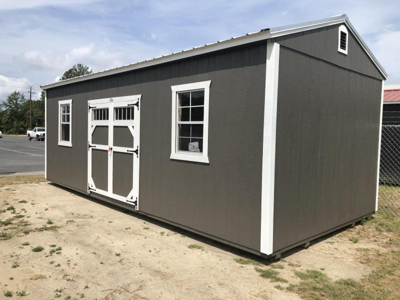 2021 Stor-Mor Side Utility 12x24 Utility Shed