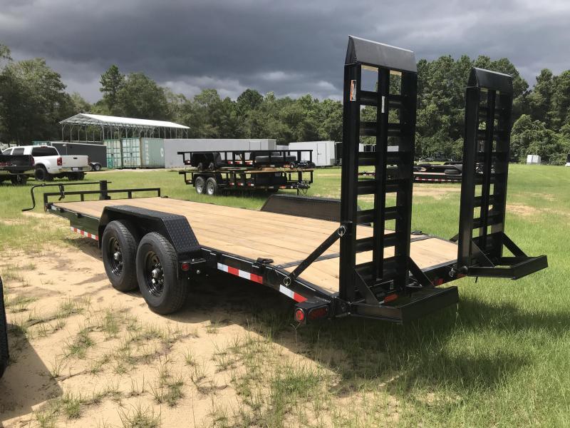 "2021 Load Trail 83X22TA 6"" Frame Carhauler w/ 5'x24"" Ramps"