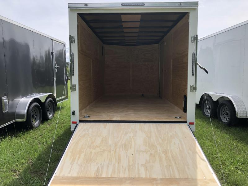 2021 Covered Wagon Trailers 7x14TA XTRA HEIGHT Enclosed Cargo Trailer