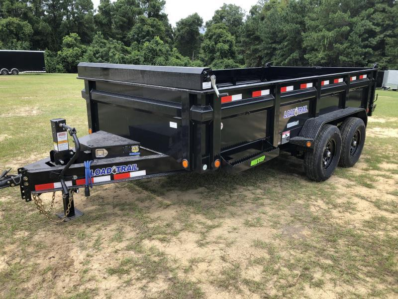 2021 Load Trail DT 83X14 Dump Trailer