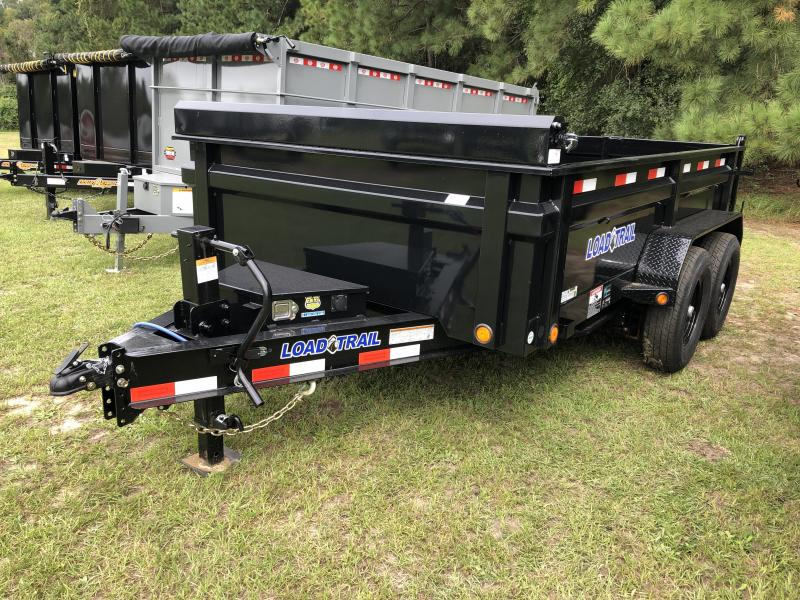 2021 Load Trail DT 83X12 Dump Trailer