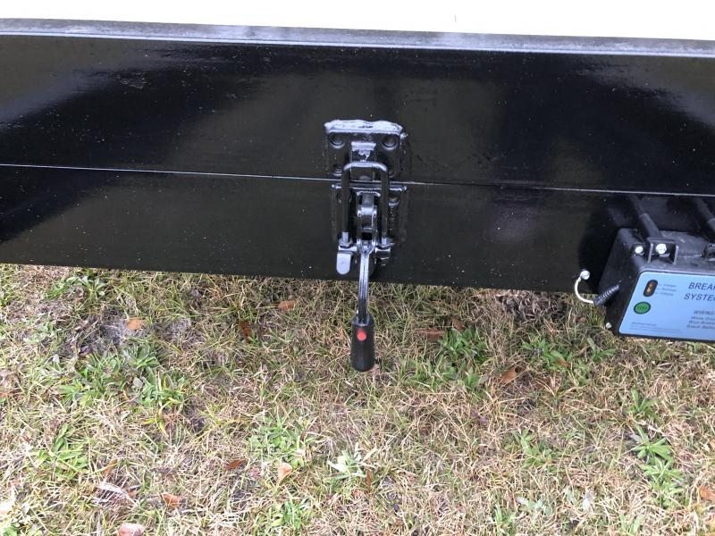 2021 Down 2 Earth Trailers 82x20 10k FULL GRAVITY TILT Trailer