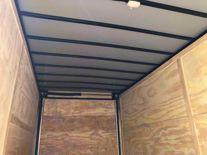 2021 Freedom Trailers 7x16TA EXTRA HEIGHT Enclosed Cargo Trailer