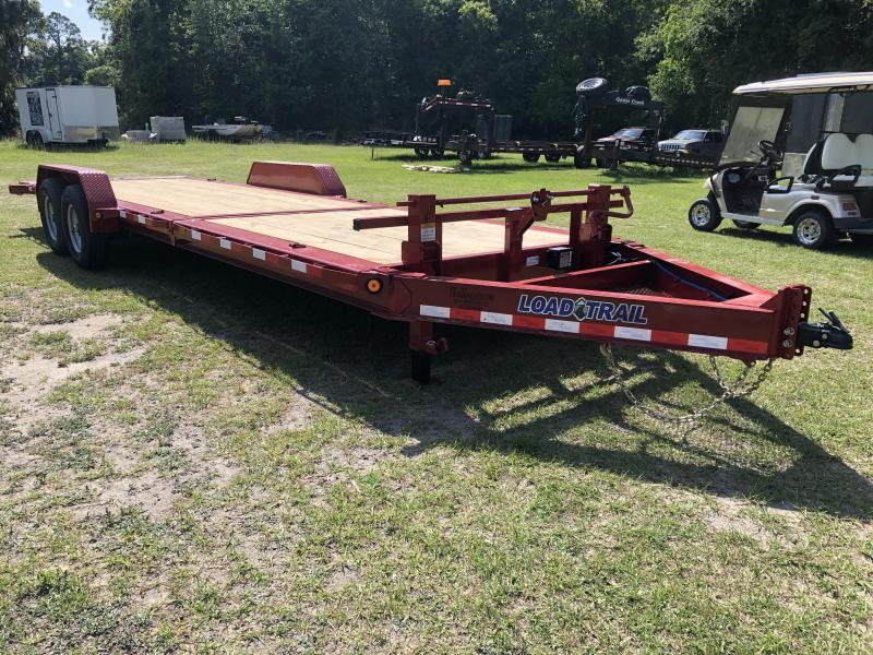 2021 Load Trail 83X24TA TILT DECK Equipment Trailer