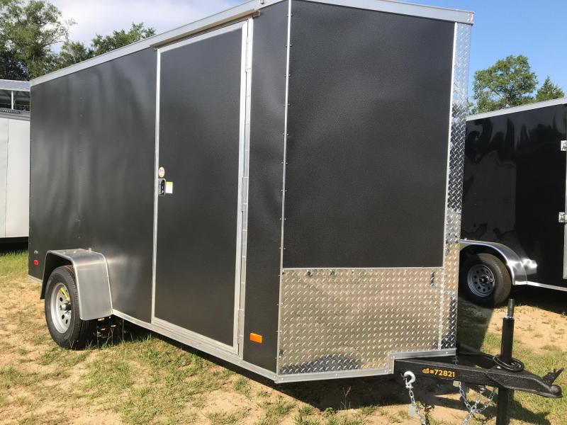2021 Covered Wagon Trailers 6X12SA