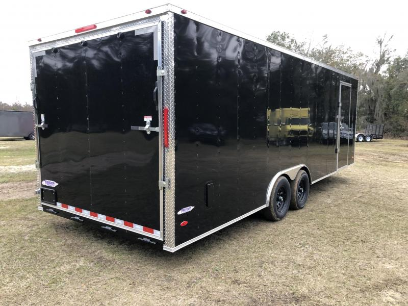 2021 Freedom Trailers 8.5x24TA3 Enclosed Cargo Trailer