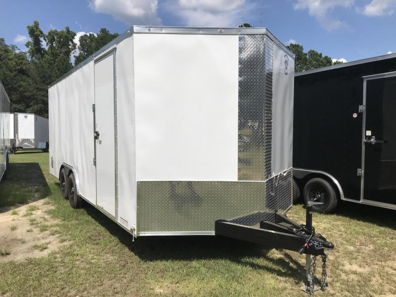 2021 Diamond Cargo 8.5x20TA XTRA HEIGHT Enclosed Cargo Trailer