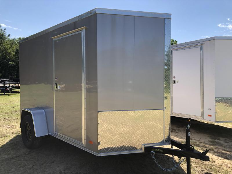 2020 Covered Wagon Trailers 6x10SA Goldmine Enclosed Cargo Trailer
