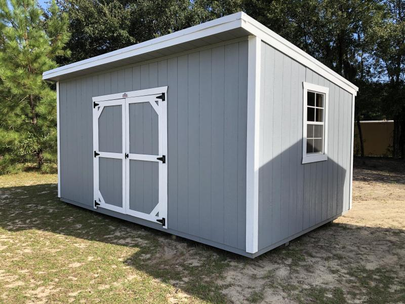 2020 Stor-Mor 10x16 Cottage Shed