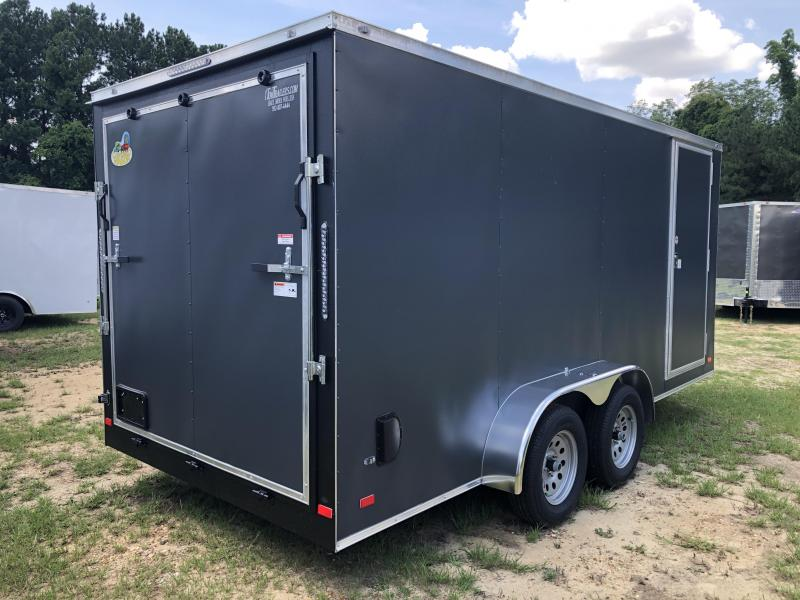 2021 Covered Wagon Trailers 7x16TA XTRA HEIGHT