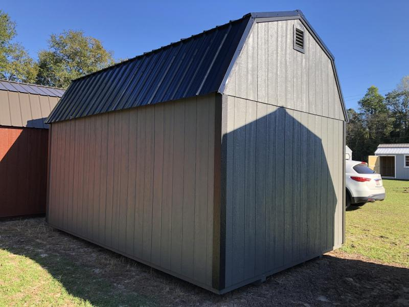 2020 Stor-Mor 10x16 Side Lofted Barn Barn