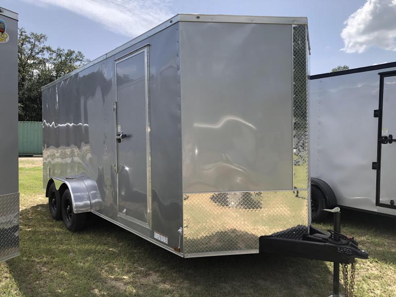 2021 Diamond Cargo 7x18TA3 (10k) Enclosed Cargo Trailer