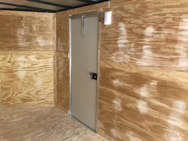 2021 Diamond Cargo 7x18TA Enclosed Cargo Trailer