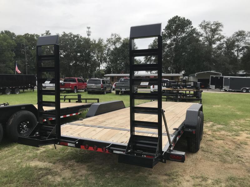 "2021 Load Trail 83X22TA 6"" Frame Carhauler w/ 5'x16"" Ramps"