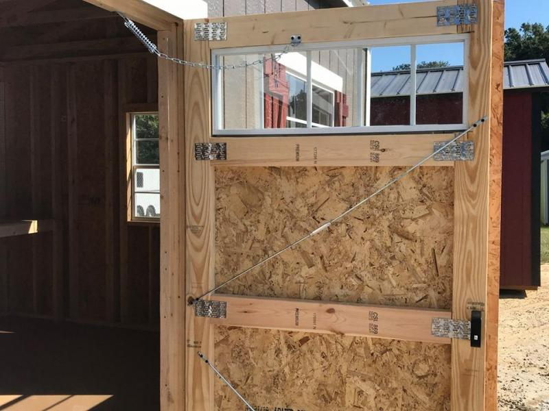 2020 Stor-Mor 12X24 Utility Shed