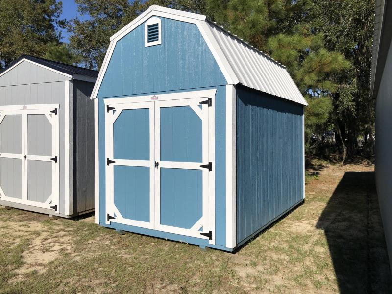 2020 Stor-Mor 8x12 Lofted Barn Barn