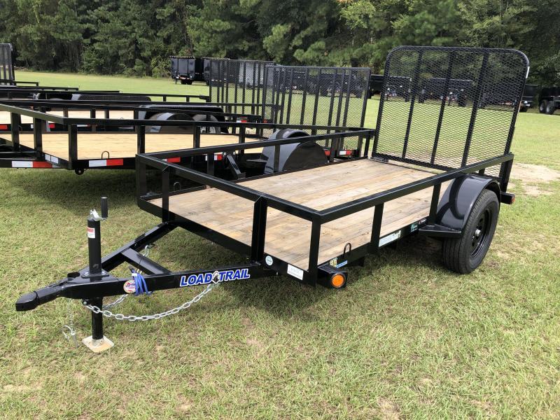 2021 Load Trail 5x10SA Utility Trailer