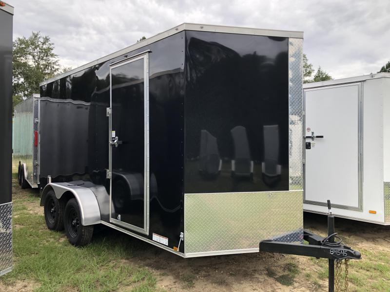 2021 Diamond Cargo 7x14TA XTRA HEIGHT Enclosed Cargo Trailer