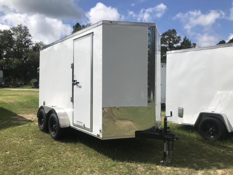 2021 Diamond Cargo 6x12TA Enclosed Cargo Trailer