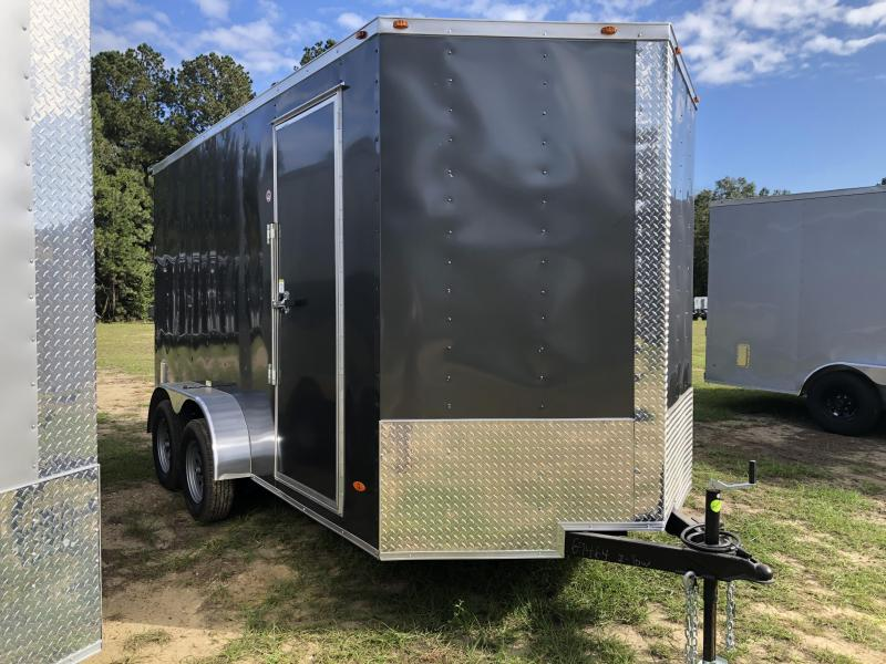 2021 Freedom Trailers 7x14TA EXTRA HEIGHT Enclosed Cargo Trailer