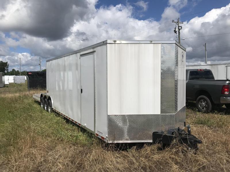 2019 Diamond Cargo 8.5x34 HYBRID Trailer Enclosed Cargo Trailer