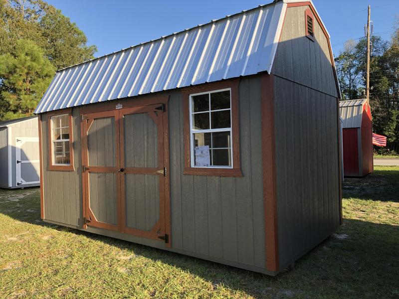 2020 Stor-Mor Side Lofted Barn 8x16 Barn