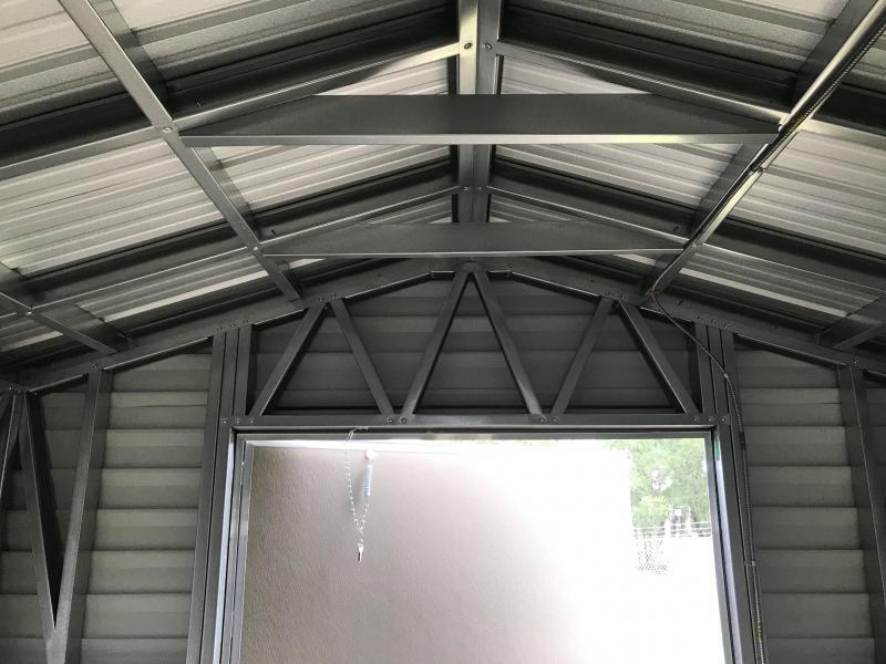 2021 Lark 12x12 Metal Building