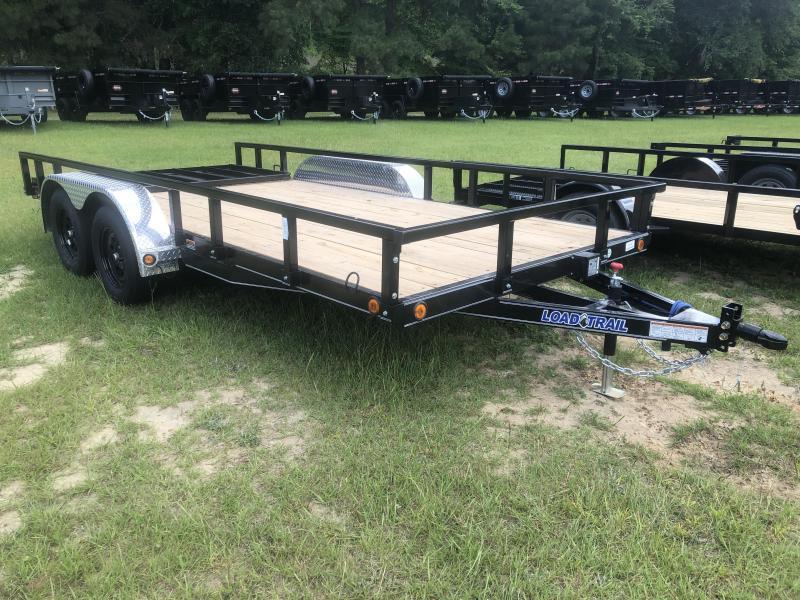 2021 Load Trail 83x16 Tandem Axle (4 Channel Frame) Utility Trailer