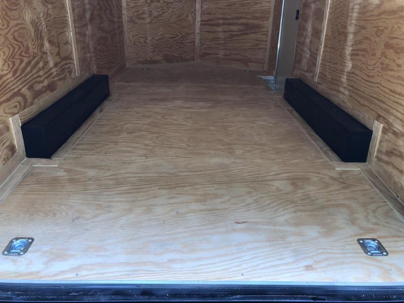 2021 Diamond Cargo 8.5x16TA3 XTRA HEIGHT Enclosed Cargo Trailer