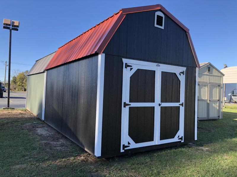 2020 Stor-Mor 10x16 Lofted Barn
