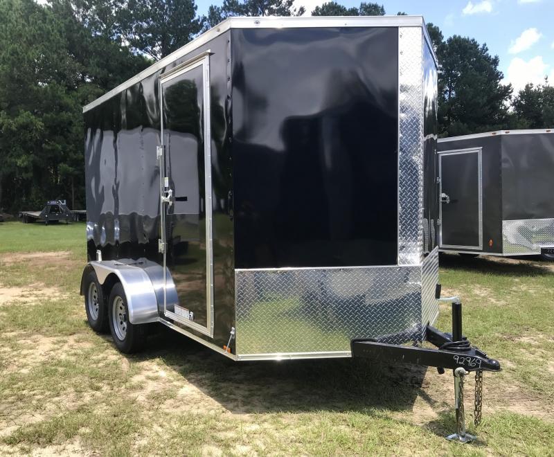 2021 Diamond Cargo 7x12TA