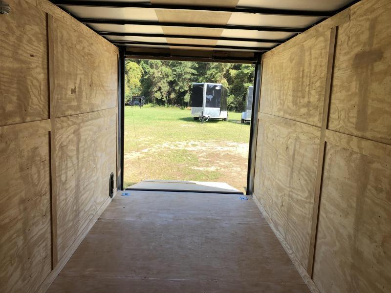 2021 Diamond Cargo 7x16TA Enclosed Cargo Trailer