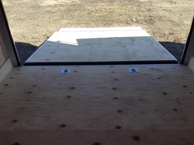 2020 Continental Cargo TW824TA3 Enclosed Cargo Trailer
