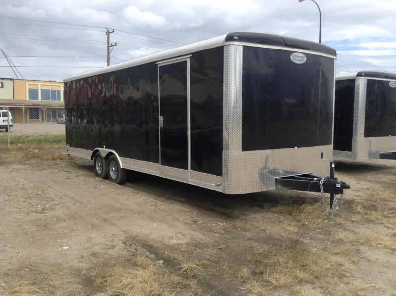 2020 Continental Cargo TW824TA3 Enclosed Cargo Trailer