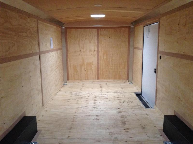 2021Continental Cargo TW824TA3 Enclosed Cargo Trailer