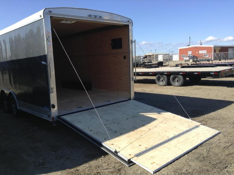 2020 Continental Cargo TW820TA3 Enclosed Cargo Trailer