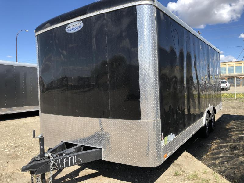 2021 Continental Cargo TW820TA3 Enclosed Trailer