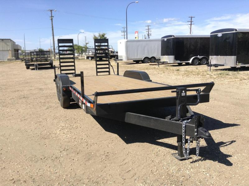 2021 Canada Trailers CE720-14K EQUIPMENT