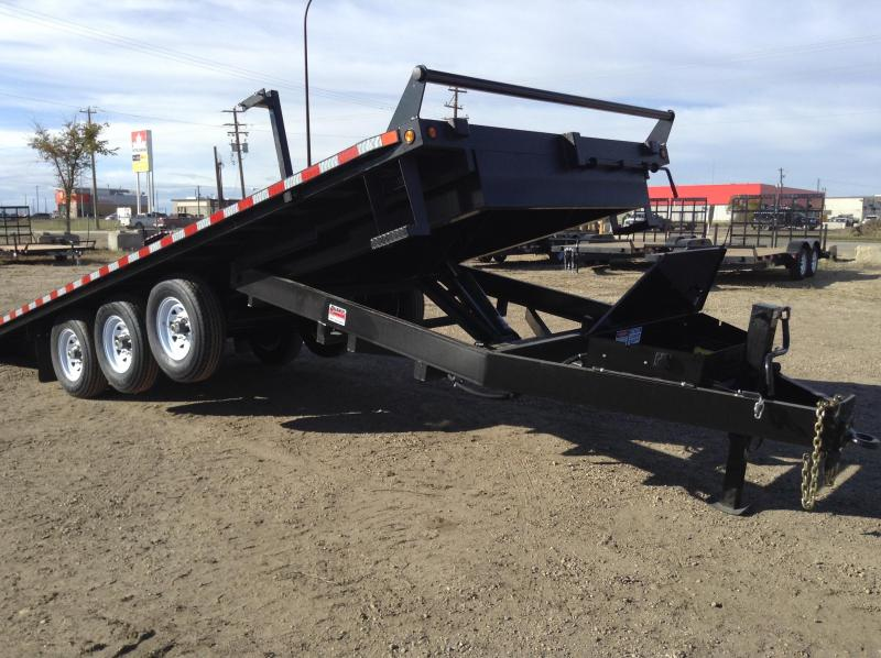 2021 Canada Trailers ETL826-21KTR Equipment Trailer