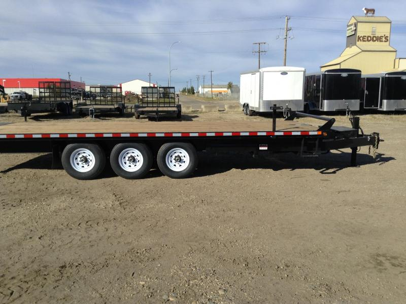2021 Canada Trailers ETL826-21KTR Equipment Trailer