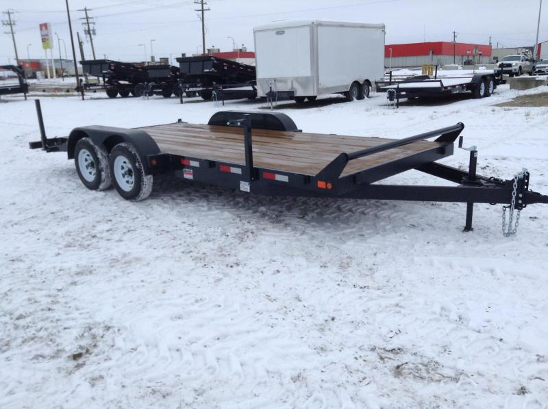 2021 Canada Trailers CE18-7K Car / Racing Trailer