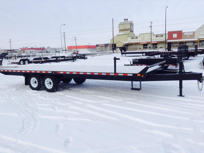 2021 Canada Trailers SD24-14K Equipment Trailer