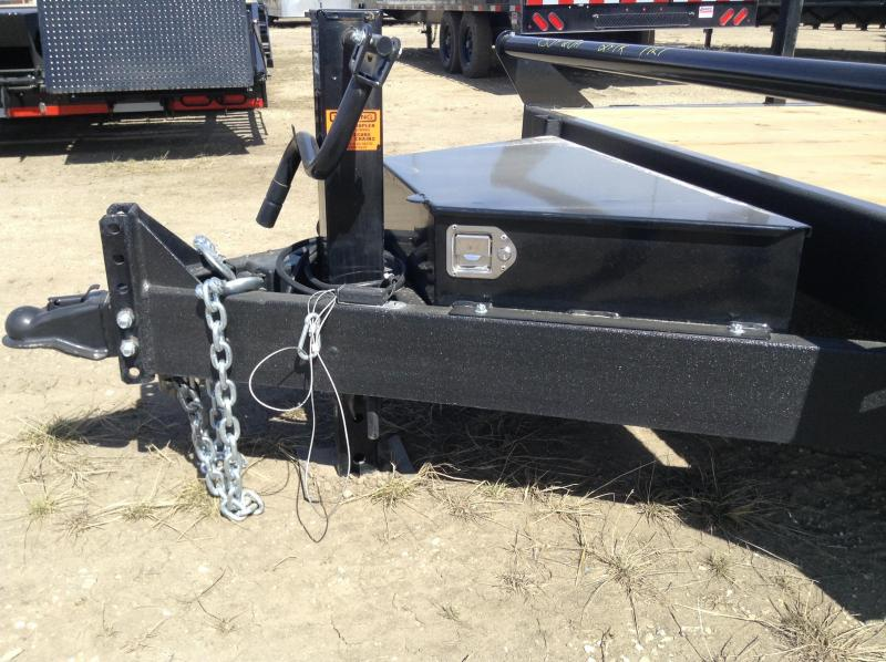 2020 Canada Trailers CUSHION 20FT TILT Equipment Trailer