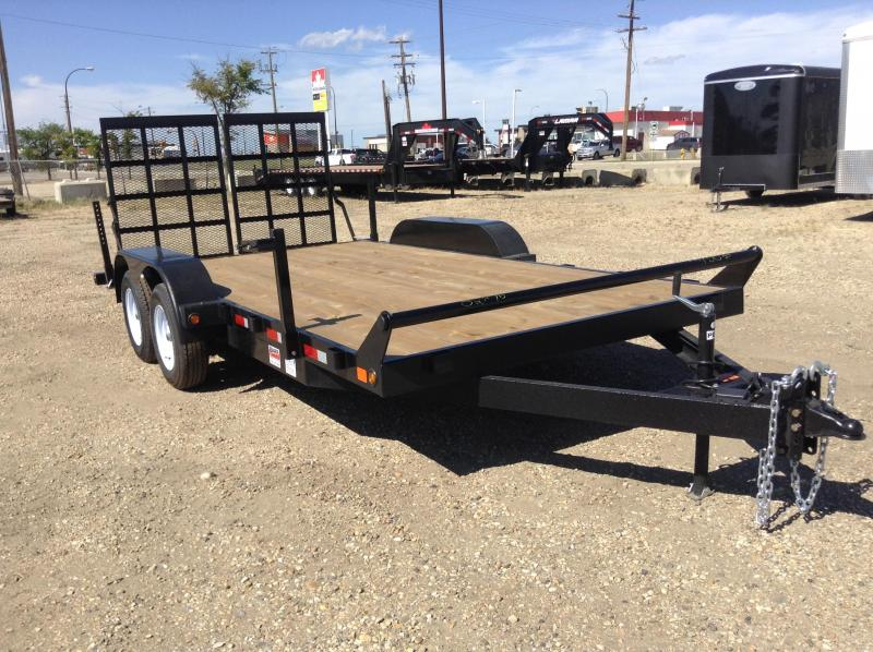 2021 Canada Trailers CE716-7K Car / Racing Trailer