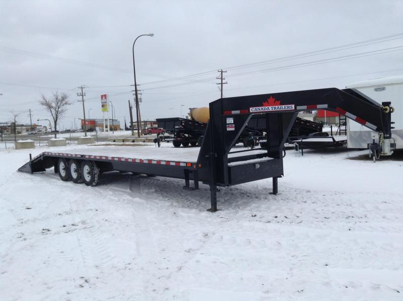 2020 Canada Trailers GOOSENECK Equipment Trailer