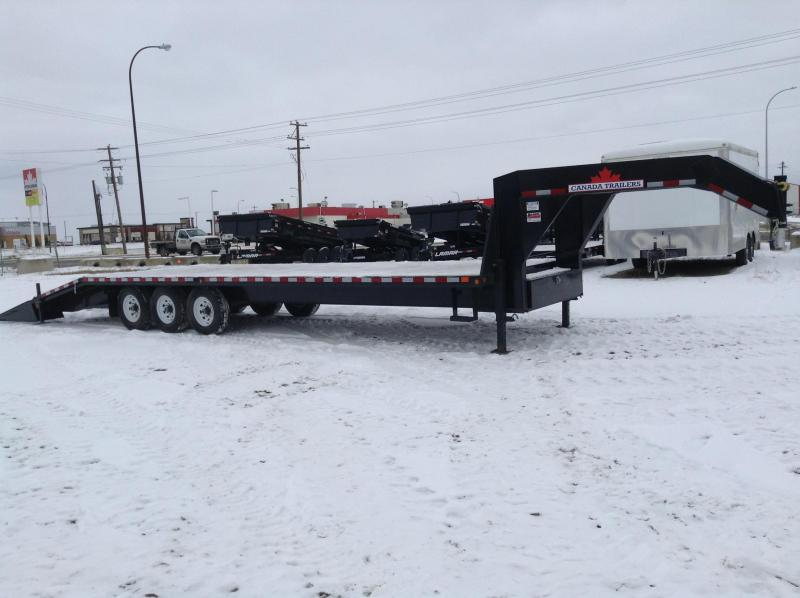 2020 Canada Trailers GOOSENECK Equipment Trailer