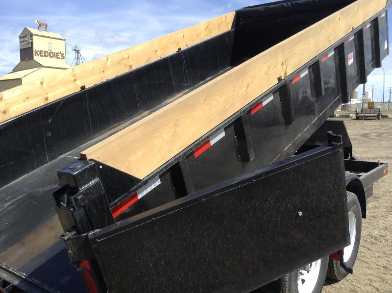 2021 Canada Trailers DT831627 Dump Trailer