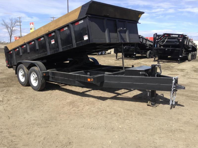 2021 Canada Trailers DT831627 Dump Trailer